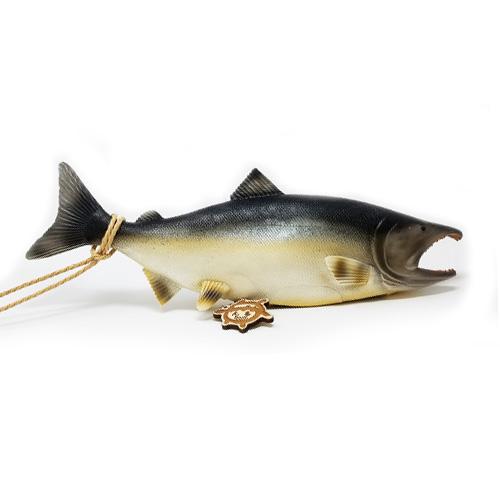 丸亀オリジナル鮭バッグ販売について